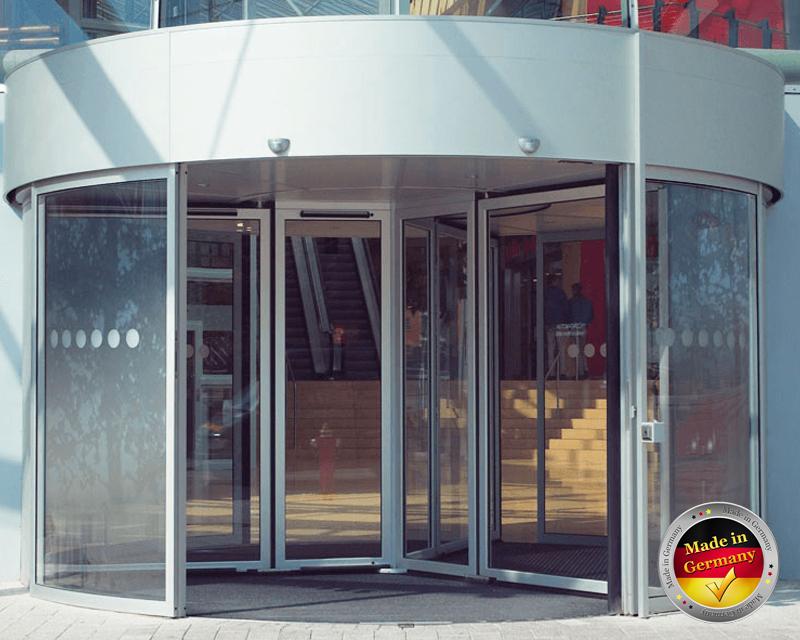 Puerta giratoria GGR gran capacidad (Producto a pedido)