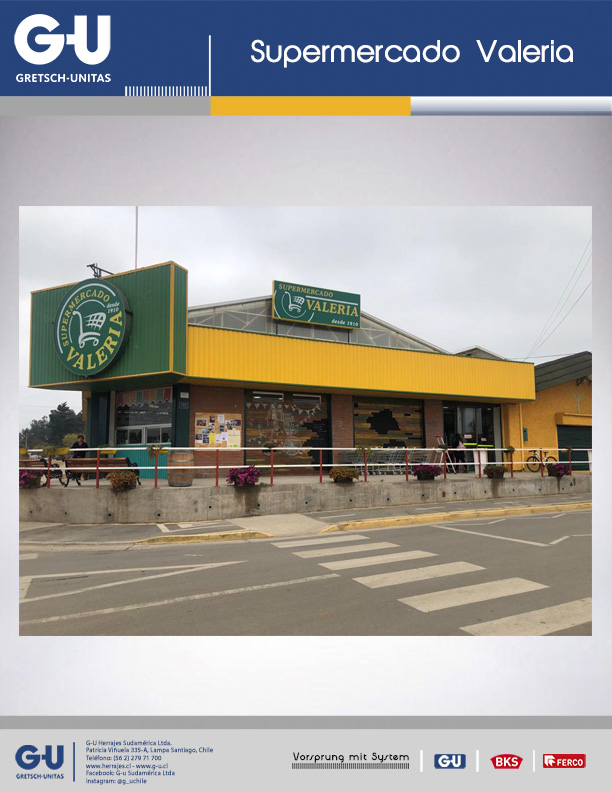 Supermercado Valeria